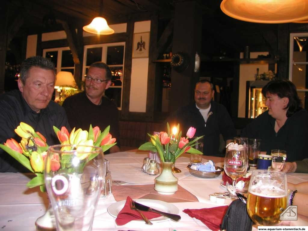 Stammtisch in Hamburg 29.03.2008