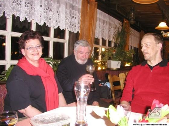Wilhelm, Gitta und Micha